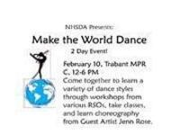 Make the World Dance Workshops