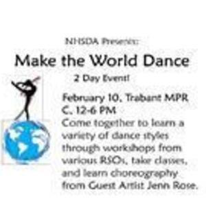 Make the World Dance Workshops
