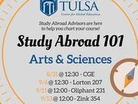 Study Abroad 101: Arts & Sciences