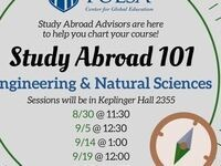 Study Abroad 101: Engineering & Natural Sciences