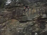 Rocky Face Climbing