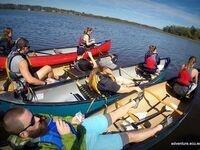 James Lake Camping