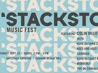 'Stackstock: Inaugural Music Festival on the Oregon Coast