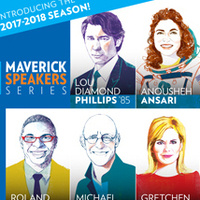 Maverick Speakers Series: Solutions to Fixing Education in America: No More Excuses with Roland Fryer