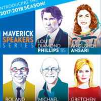 Maverick Speakers Series: From the Garden to the Plate and The Beyond with Michael Pollan