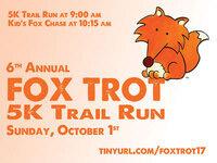Fox Trot 5K Trail Run