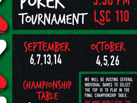 Poker Tournament: Championship Table