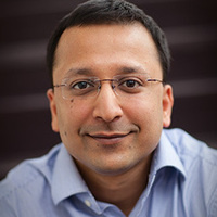 Biology Colloquium Series (Dr. Piyush Gupta)