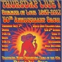 Thursday Live! Summer of Love