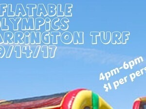 Inflatable Olympics