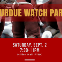 Purdue Watch Party