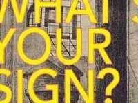 What's Your Sign? Retail Architecture and the History of Signage