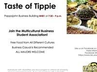 Multicultural Business Student Association: Taste of Tippie