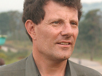 "NY Times' Nicholas Kristof: ""A Path Appears: Promoting the Welfare of Children"""