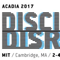 Thomas Heatherwick | ACADIA Keynote Lecture