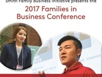 2017 Families in Business Conference: The Future of Family Business