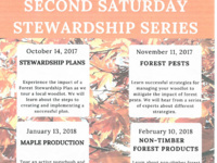 Second Saturday Stewardship Series