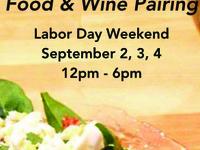 Food & Wine Pairing