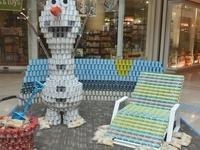 Portland Canstruction Event - An International Competition