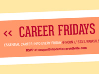 Career Fridays: How to Network Like a Pro
