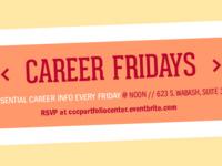 Career Fridays: Job Search Strategies