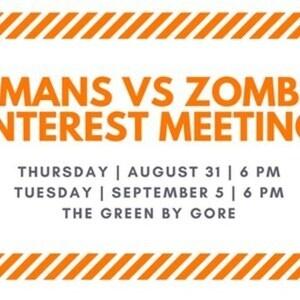 HvZ Interest Meeting
