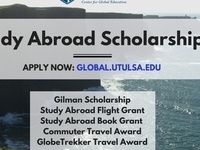 Study Abroad Scholarships Deadline