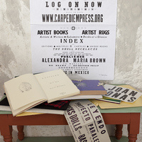 Bookmaking Workshop with James hd Brown, Graciela Iturbide and Dan McCleary at Art Division