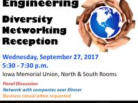 Diversity Networking Reception