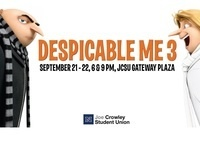 JCSU Movie Series: Despicable Me 3