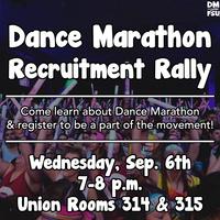 Dance Marathon Recruitment Rally