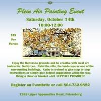 Plein Air Painting Event