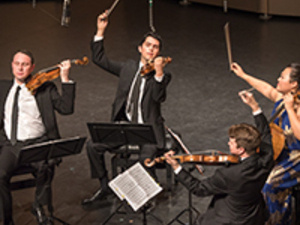 Calidore String Quartet, Visiting Guest Artists