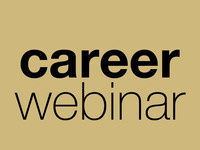 FREE Career Webinar: HIRED! IN 2017 - Let's Make Your Job Great Again!