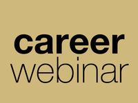 FREE Career Webinar: Disruptive Marketing