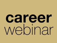 FREE Career Webinar: Be Bad First - Get Good at Things Fast to Stay Ready for the Future