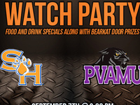 Bearkat Watch Party @ Potato Shack