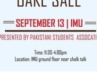 Pakistani Student Association Bake Sale
