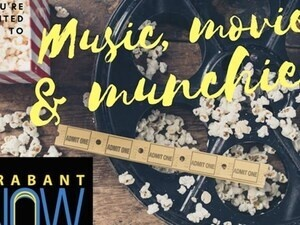 TRABANT NOW | Panhellenic Council's Late Night Movies, Munchies and Music