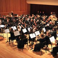 University Symphonic Band & Singing Cardsmen