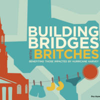 Building Bridges with Britches: Benefiting Those Impacted by Hurricane Harvey