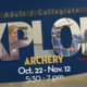 Explore Archery: Adult/Collegiate