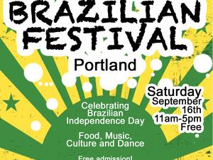Second Annual Brazilian Festival of Portland