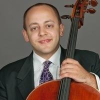 Rush Hour Concert with Jason Calloway, Cello