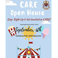 CARE Open House