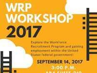 Gateway to Federal Employment: WRP Workshop 2017