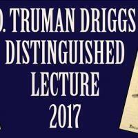 Annual Driggs Lecture