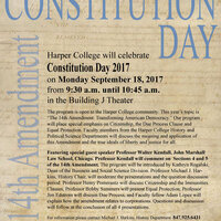 Constitution Day Event