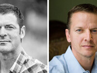 Visiting Writers Series: Chris Dombrowski (nonfiction & poetry) and Shann Ray (fiction & poetry)