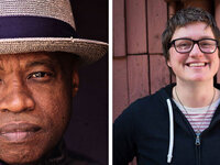Event image for Visiting Writers Series:  Randall Horton (nonfiction & poetry) and Lauren Haldeman (poetry)